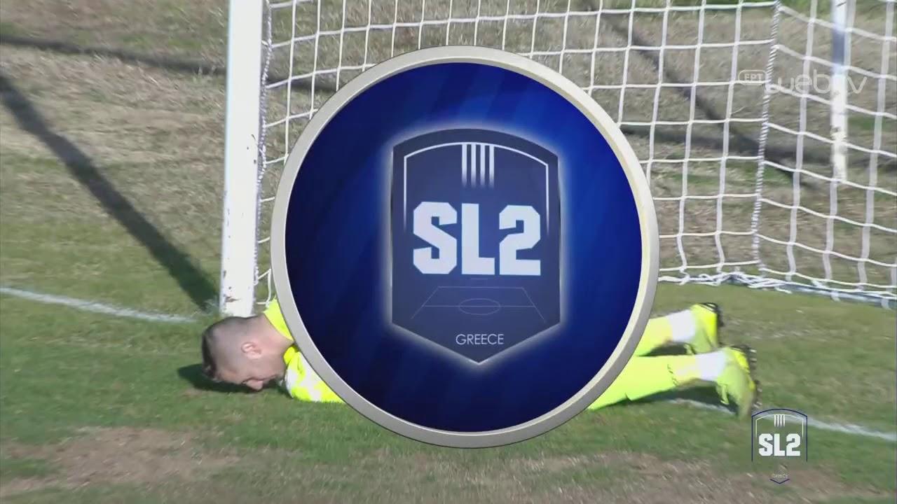 Super League 2: HIGHLIGHTS της 15ης αγωνιστικής | 02/02/2020 | ΕΡΤ