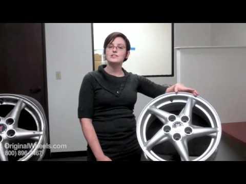 Bonneville Rims & Bonneville Wheels - Video of Pontiac Factory, Original, OEM, stock used rim