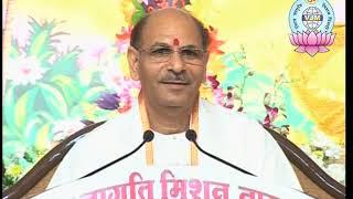 LIVE from BHOPAL , Madhya Pradesh - Sudhanshuji Maharaj