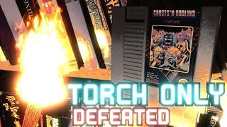Ghosts n Goblins Torch Only DEFEATED! James and Mike Mondays