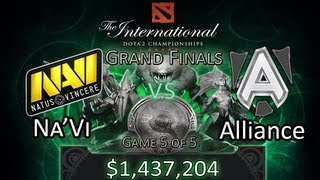 [TI3 Grand Finals] Na