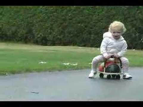 Baby Gizmo Wheely Bug