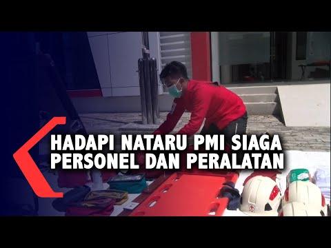 Hadapi Nataru, PMI Siagakan Personel dan Peralatan