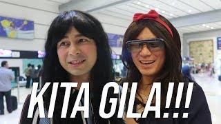 SEMUANYAA GILA..GW GILA, BAIM GILAAA...RIFFI & SABRINA - RANS CHALLENGE