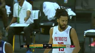 J. Cole's 1st Points of His Pro Basketball Career