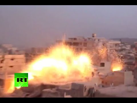 Airstrike Cam: Bombs Rain Down On Supposed Jihadist Hideout In Syria Mp3