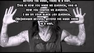 Ronnie Radke   Blacklist   Feat BLay (Lyrics) (HD) 2015