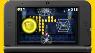 New Super Mario Bros  2 3DS Rom Download (USA) Emulator play on PC
