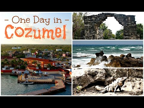 Cozumel, Mexico | 1-Day Shore Excursion & Cruise