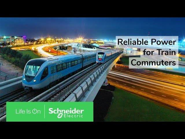 Câu chuyện khách hàng: Hệ thống tàu điện ngầm Thượng Hải | Schneider  Electric Việt Nam