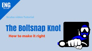 The Boltsnap Knot