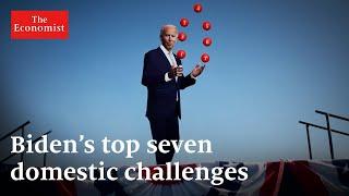 Joe Biden's top 7 domestic priorities | The Economist