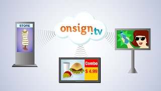 OnSign TV video