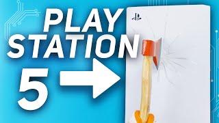 PlayStation 5'in İÇİNDEN GEÇTİM!! (ft. Deli Mi Ne?)