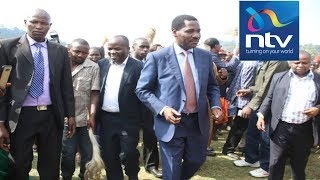 CS Munya lied about DP Ruto's alleged assassination plot - Senator Cheruiyot