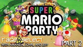 Super Mario Party - The Dojo (Let's Play) Part 2