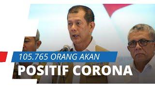 Berdasarkan Data BIN, Diprediksi Lebih dari 100.000 Orang Indonesia akan Positif Virus Corona