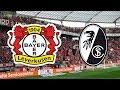 Bayer 04 Leverkusen - SC Freiburg [Saison 2017/2018] | Impressionen