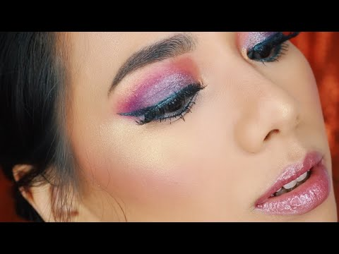 Review & Tutorial Fenty Beauty Galaxy Collection - Abel Cantika