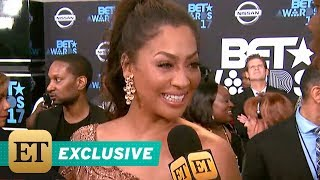 EXCLUSIVE: La La Anthony on Split From Carmelo: 'We're a Family No Matter What'