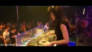 DJ UNA FEAT. DJ ALAN WALKER - ALONE FADED BREAKBEAT TRAP (MUSIC VIDEO) 2017