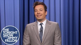 Jimmy Fallon Thinks Mike Pence Wrote the New York Times