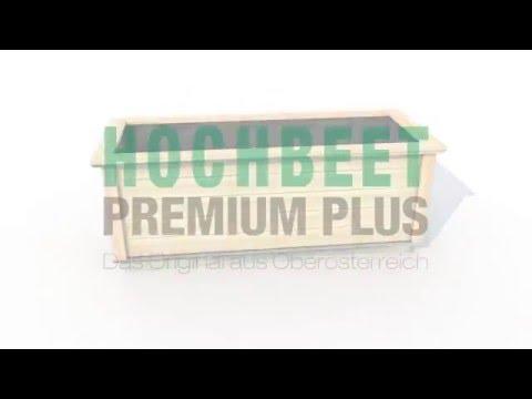 Hochbeet Premium Plus