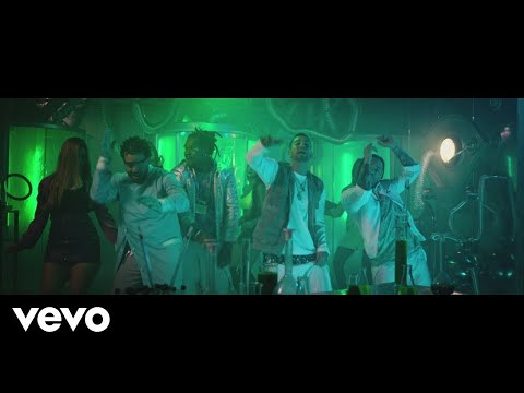 Maffio Justin Quiles Nacho Cristina Official Video Ft Shelow Shaq