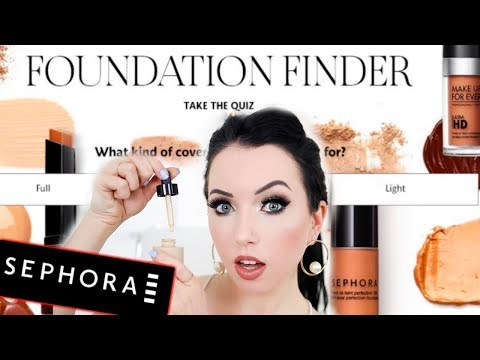 10 HR Wear Perfection Foundation by Sephora Collection #5