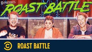 u.a. mit André Herrmann vs. Jonas Greiner | Roast Battle | S03E12 | Comedy Central Deutschland