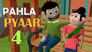 PAHLA PYAAR 4 | Jokes | CS Bisht Vines | Desi Comedy Video | Girlfriend Boyfriend Jokes