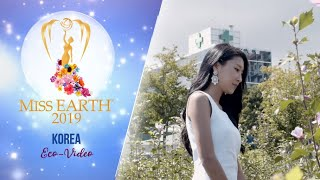 Heejun Woo Miss Earth South Korea 2019 Eco Video