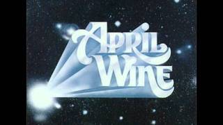 April Wine- I'd Rather Be Strong