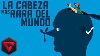 "LA CABEZA MÁS RARA DEL MUNDO - ""Feed The Head"" 