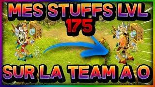 Dofus   Presentation Des Stuff 175 ! Team A 0 !