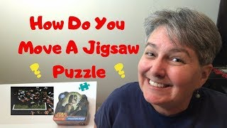How Do You Move A Jigsaw Puzzle