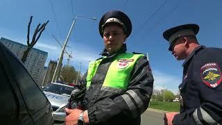 превышение должностных  полномочий полное видео ДПС Ростов-на-Дону  Таганрогская