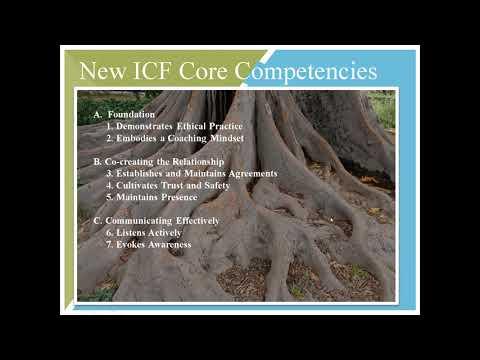 ICF's Coaching Competencies - YouTube