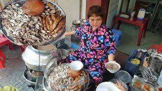 Cháo lòng Bà Út gần 100 năm ở Sài Gòn, bí quyết nhờ món dồi chiên trứ danh
