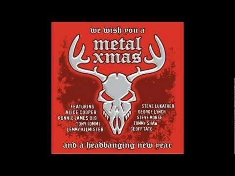 Jeff Scott Soto - We Wish You A Merry Xmas   Radio ROKS. Рок ...