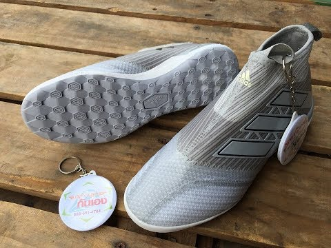 Adidas Ace Tango 17+ PureControl Dust Storm Pack Indoor Review (By : รองเท้าฟุตบอล กันเอง)