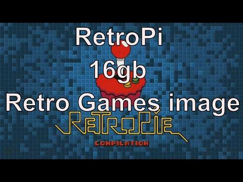 Download Video & MP3 320kbps: Imagen Retropie 16gb - Videos