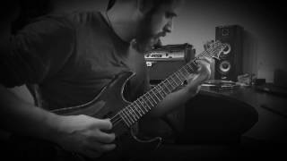 Arch Enemy - Exist to Exit (guitar cover)