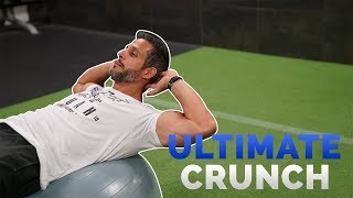 The ULTIMATE Crunch To Build Your ABS! (STRONG CORE)