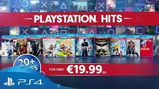 PlayStation Hits | Launching 18th July