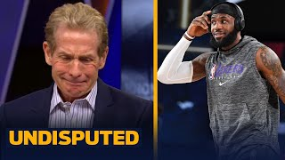 Skip Bayless is forced to say 10 nice things about LeBron James   NBA   UNDISPUTED