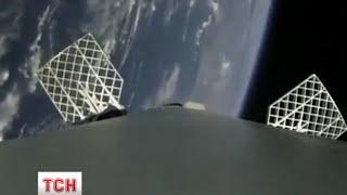 SpaceX вдалося посадити свою ракету на морську платформу