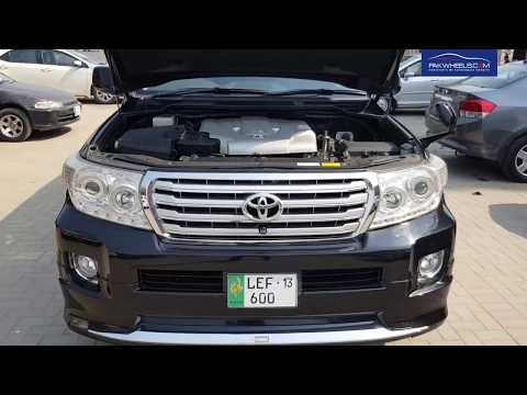 Toyota Land Cruiser 2008 - Owner's Review