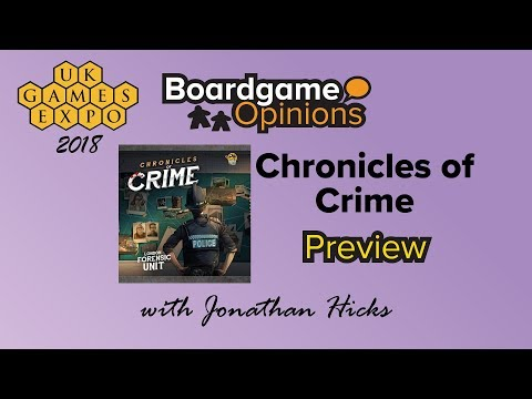 BGO Preview: Chronicles of Crime
