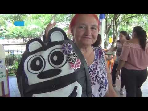 Artesanos de Masaya a Managua este 9 de noviembre